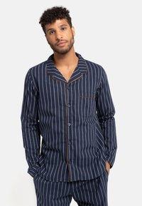 Seidensticker - Pyjamas - blau - 2