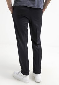 Filippa K - TERRY  - Trousers - navy - 2