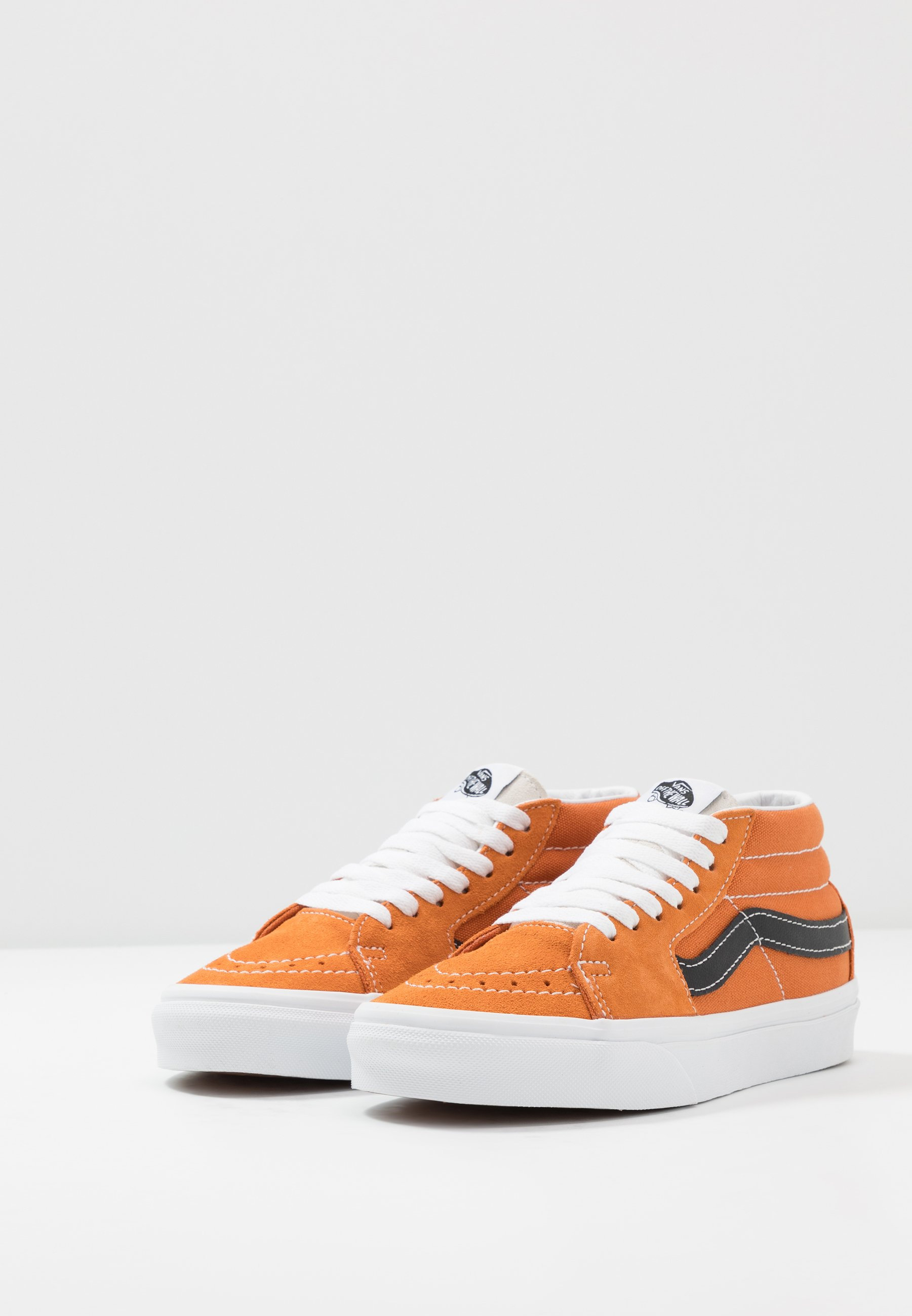 SK8 MID Höga sneakers apricot bufftrue white