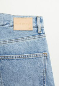 Mango - SELINA - Straight leg jeans - middenblauw - 6