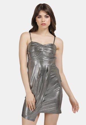 KLEID - Koktejlové šaty/ šaty na párty - silver