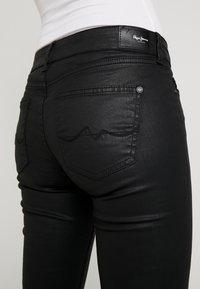 Pepe Jeans - PIXIE - Jeans Skinny Fit - black - 5