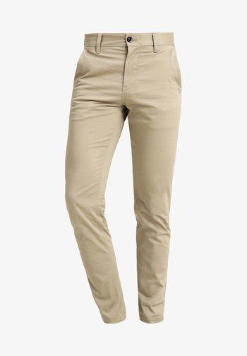 BRONSON - Chino kalhoty - dune