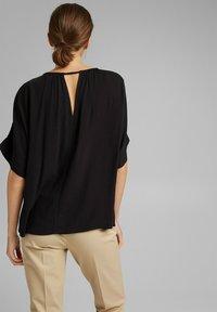 Esprit Collection - FASHION - Blouse - black - 2