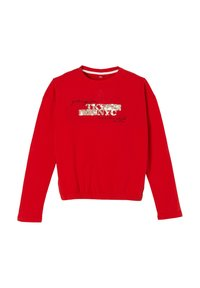 s.Oliver - Long sleeved top - red - 2