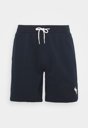 EXPLODED ICON - Tracksuit bottoms - dark blue