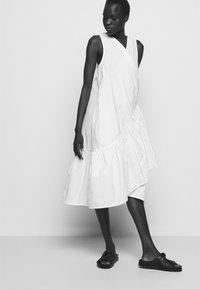 Henrik Vibskov - BLAZE DRESS - Day dress - white - 3
