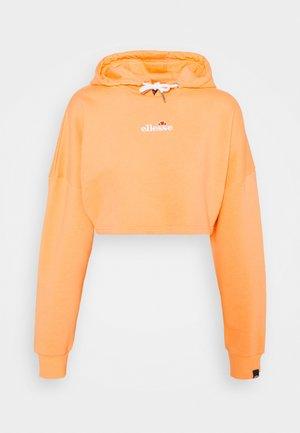 REEDIA - Hoodie - light orange