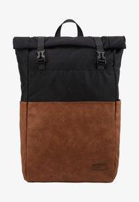 UNISEX - Rucksack - brown/black