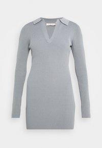 Bec & Bridge - HARPER KNIT MINI DRESS - Jumper dress - storm - 3