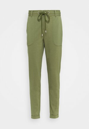 LEVA KINNIE PANTS - Trousers - capulet olive