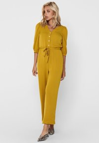 ONLY - 3/4-ÄRMEL - Jumpsuit - chai tea - 3