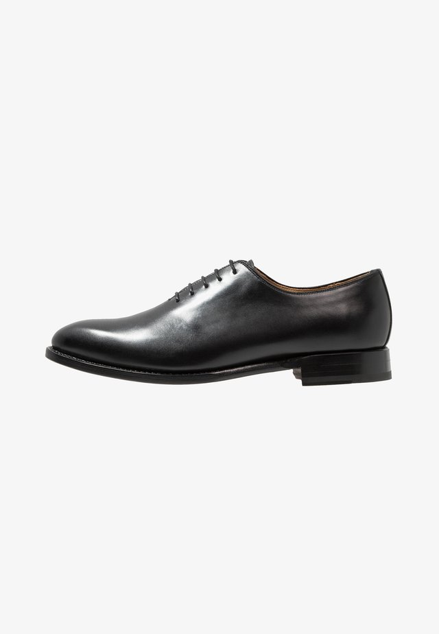 ARMAND - Smart lace-ups - orleans black