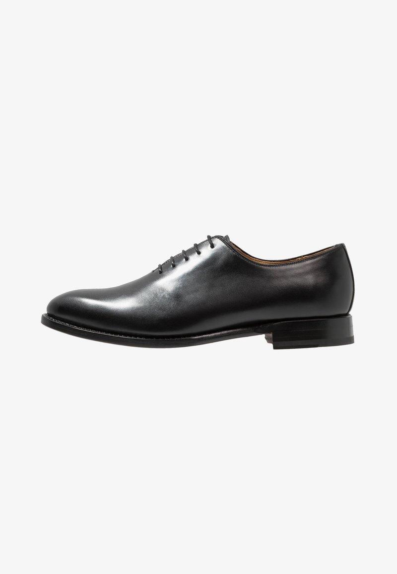 Cordwainer - ARMAND - Elegantní šněrovací boty - orleans black