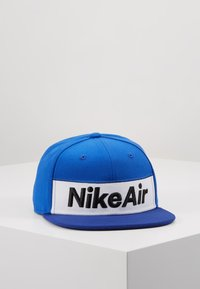 Nike Sportswear - NSW NIKE AIR FLAT BRIM - Kšiltovka - game royal - 0