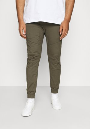 HASTINGS STRETCH JOGGER PANT - Tracksuit bottoms - army