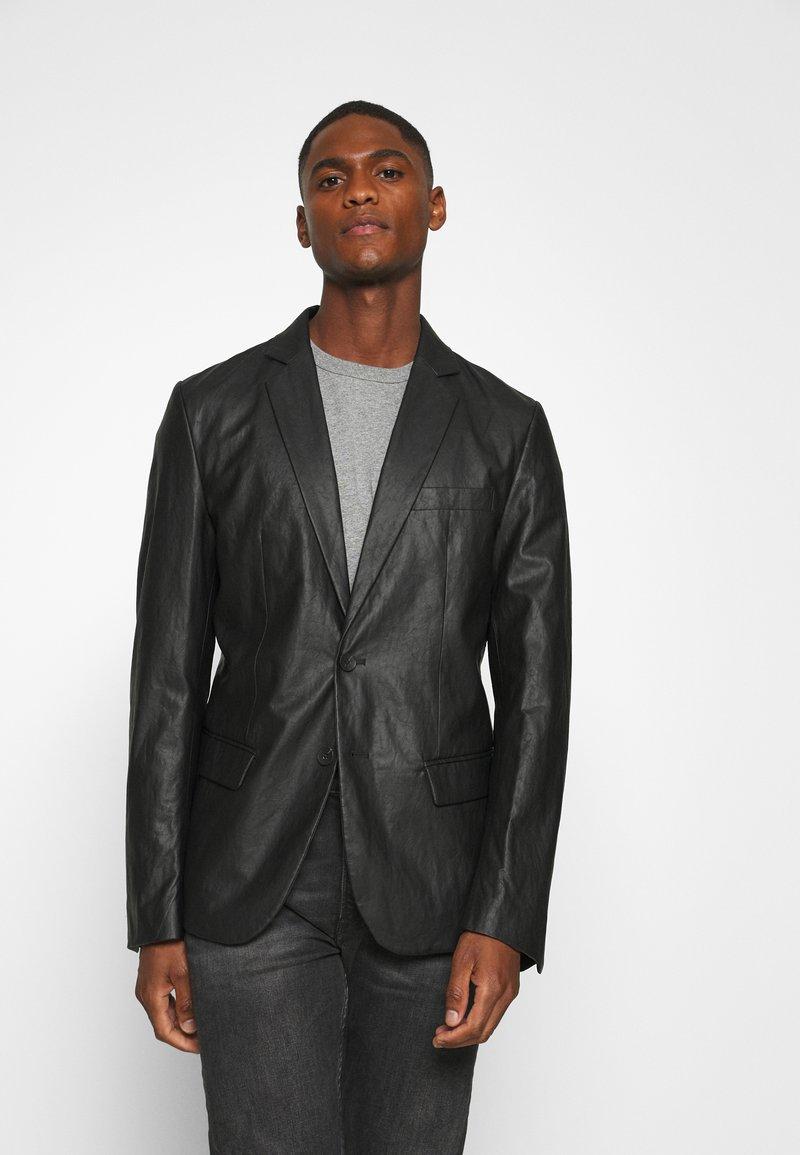 Antony Morato - SLIM JACKET ZELDA - Blazer jacket - black