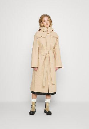 JESSE COAT - Trenchcoat - beige
