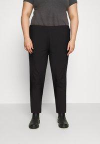 Dorothy Perkins Curve - Teplákové kalhoty - black - 0