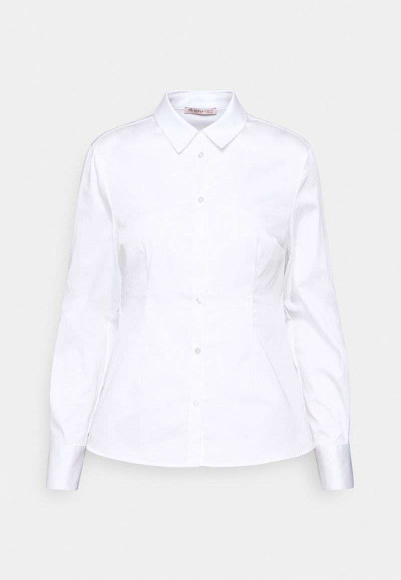 Anna Field - Slim fit business blouse - Koszula - white