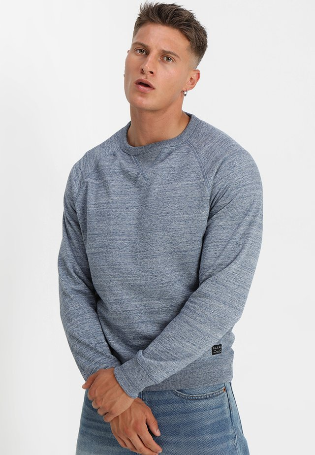 Sweater - dark navy blue
