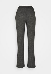 LASCANA - PANTS RELAX - Pyjama bottoms - anthracite - 1