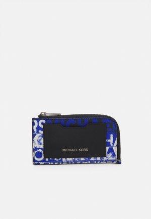 ZIP WALLET UNISEX - Wallet - blue