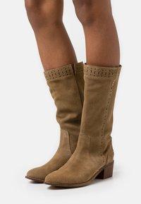 Musse & Cloud - DAELIS - Boots - sand - 0