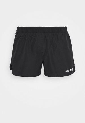 TERREX PRIMEBLUE TRAIL - Sports shorts - black
