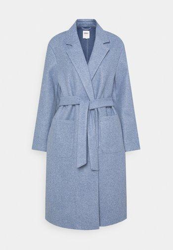 Classic coat - bering sea/melange