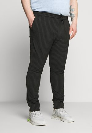 PANTS - Tygbyxor - charcoal