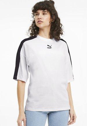 CLASSICS TEE - T-shirt imprimé - white