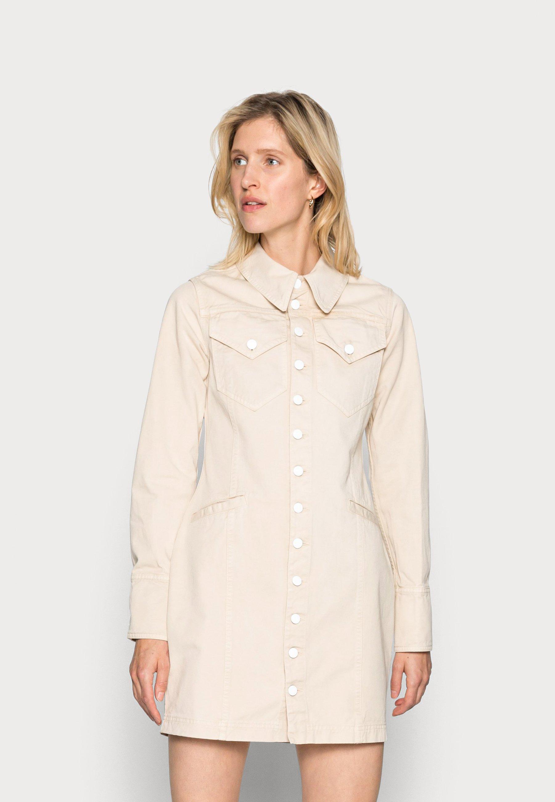 Women VANESSA HONG x BIRGITTE HERSKIND ARIEL DRESS - Denim dress