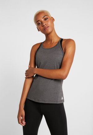 PERF - Camiseta de deporte - black melange