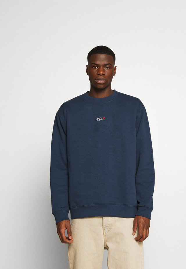 CREEK  - Sweatshirt - navy
