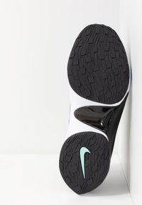 Nike Sportswear - SIGNAL D/MS/X - Sneakers laag - black/dark grey/off noir/rush violet/light aqua/red orbit