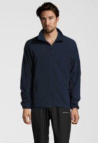 Whistler - Fleece jacket - dark blue - 0