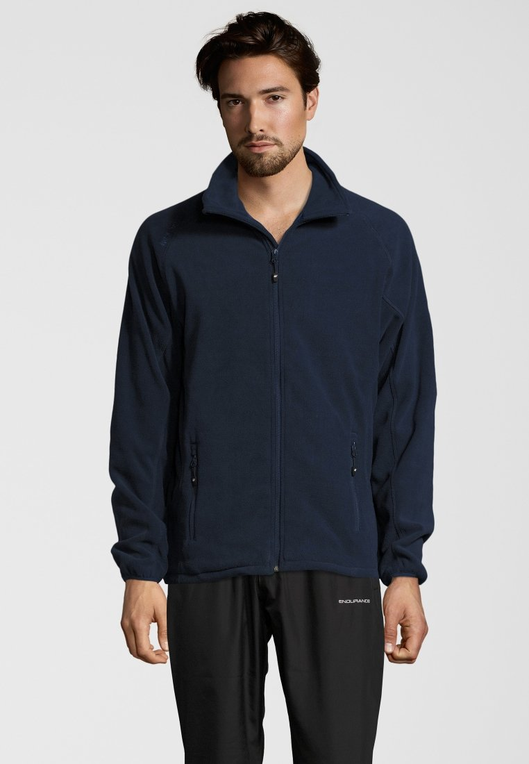 Whistler - Fleece jacket - dark blue