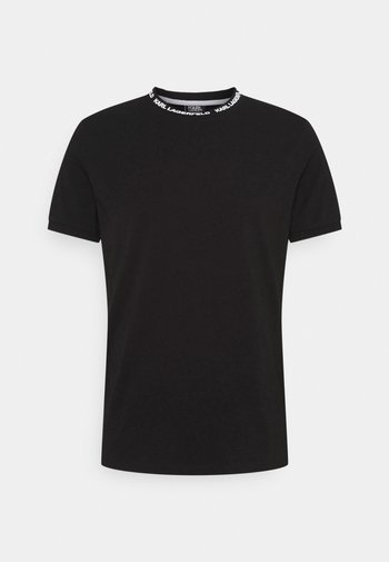 CREWNECK - Printtipaita - black