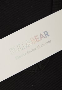 PULL&BEAR - 2PACK - T-shirt basic - white - 9