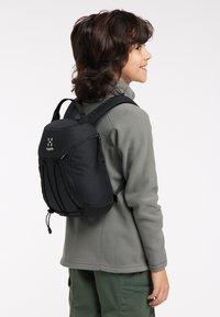 Haglöfs - Hiking rucksack - true black - 0