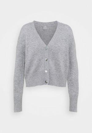 Cardigan - opal grey
