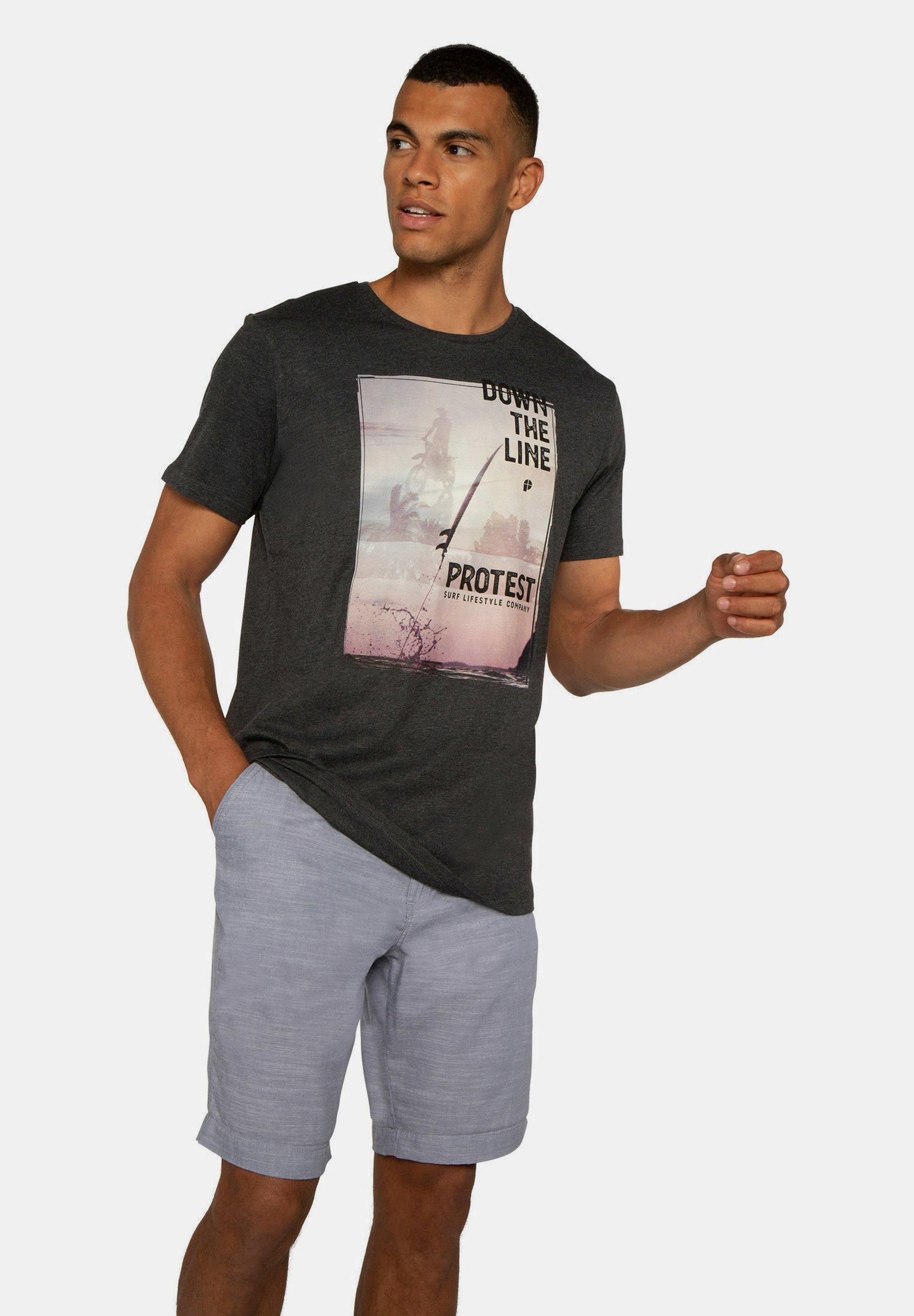 Homme DENVER - T-shirt imprimé