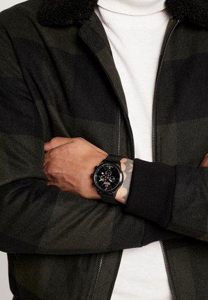 CLASSIC - Chronograph watch - black