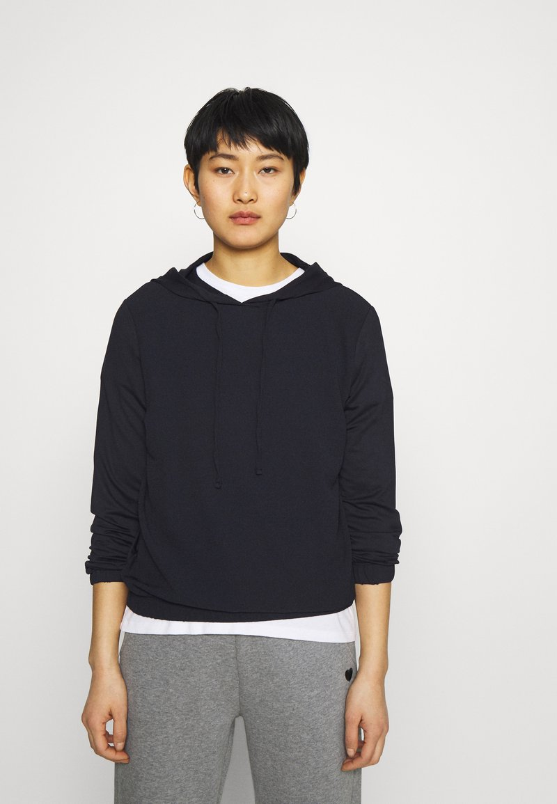 Opus - SAPUZE - Long sleeved top - forever blue