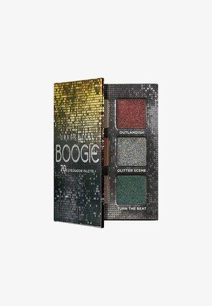 DECADES 70S - LIDSCHATTEN PALETTE - Eye shadow - multi-coloured