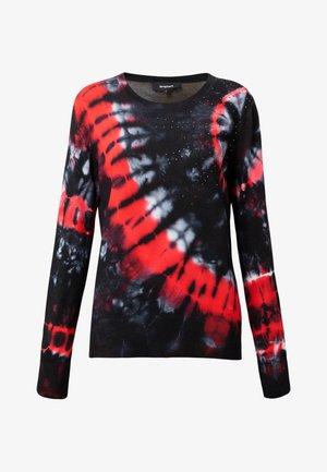 T-shirt à manches longues - red