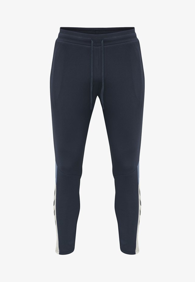 HMLALEC  - Pantalon de survêtement - blue nights