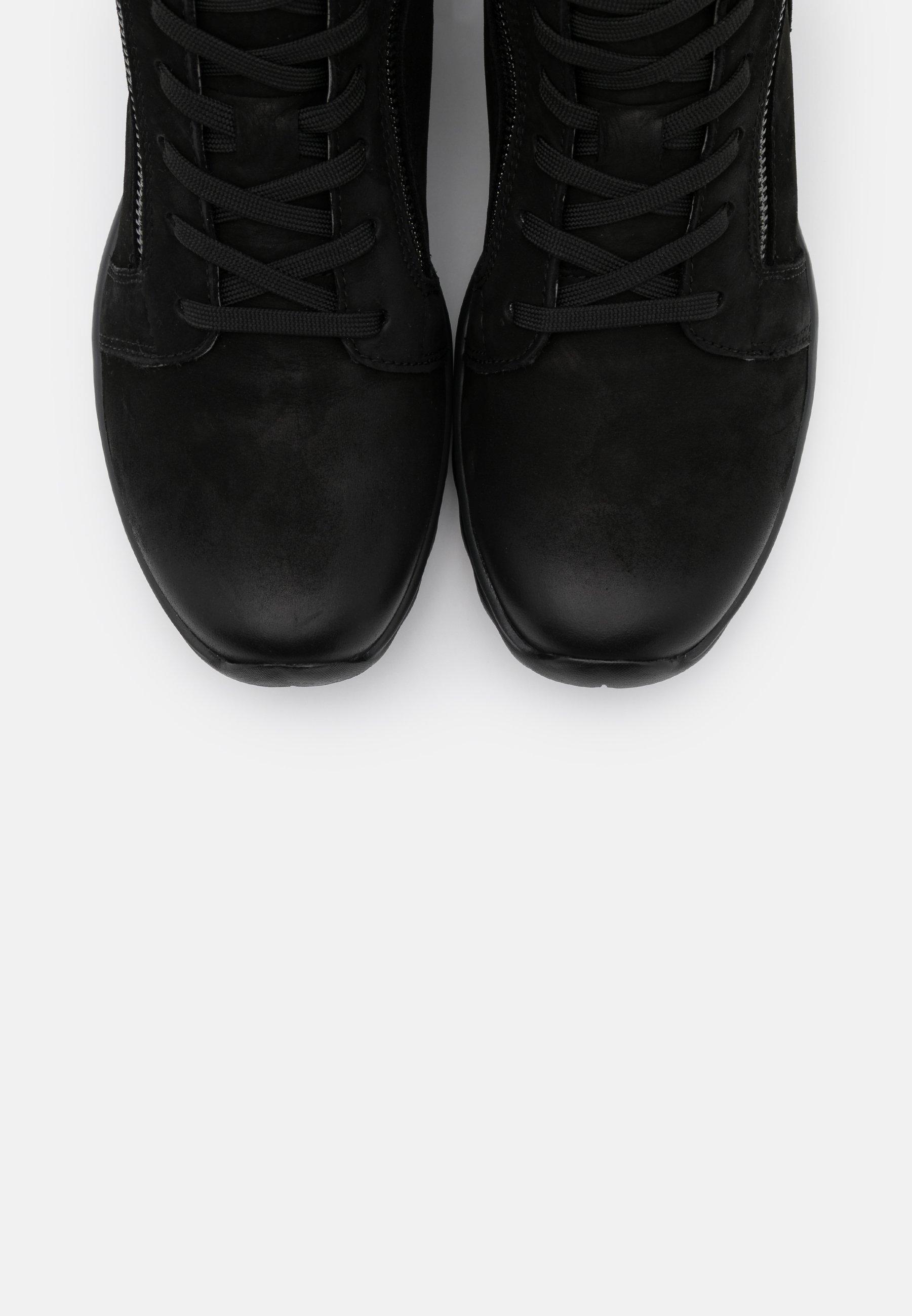 Gabor Comfort Rolling Soft - Ankle Boot Schwarz