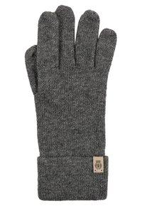 Roeckl - ESSENTIALS BASIC  - Gloves - anthracite - 1